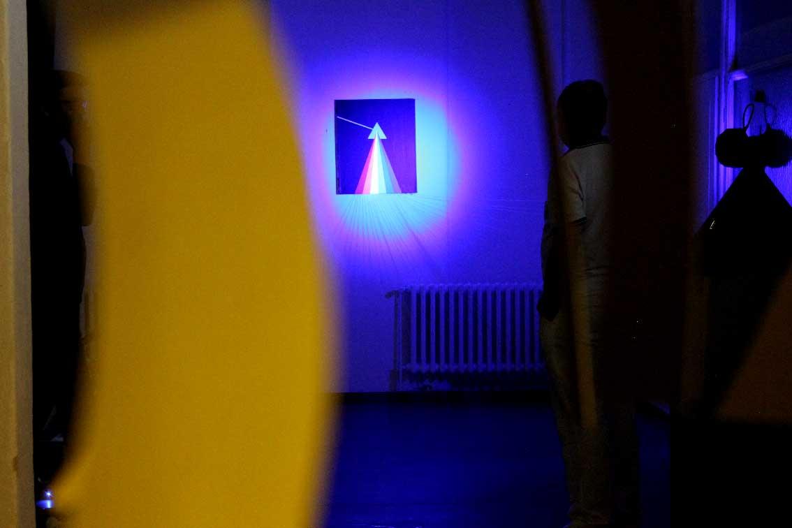 Ilya Zhukov - Final Exhibition - Movement with Jana Babincová - Spring 2016