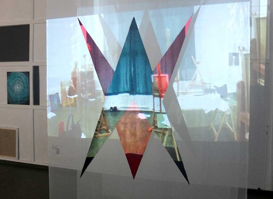 Sergia Tinatin - Final Exhibition - Movement with Jana Babincová - Spring 2016