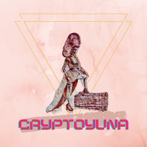 CryptoYuna is an Eclectic artist working in various styles and mediums. She is on of the first women in TrashArt history and considered an OG in the NFT community. A founding member of WOCA the Women of Crypto Art. BBStudios Founding Guild member. Art curator of the GRAFFITI QUEENS art exhibition, the largest most historic all female artshow in the metaverse. She has been been featured in NBC NEWS for her work, as well as various magazines such as ARTRIGHTS.me, Voice.com, NFTPLAZAS.com, CRYPTOBRIEFING.COM, FOMOmag issue NO. 4, podcasts, youtube interviews, etc. She is a freelance writer at ONE37, a pioneer for NFT Womens Arts. Her work can been viewed and purchased  on many platforms such as Rarible , Makersplace, Known Origin, Open Sea, Foundation, Cryptoart, Hictnunc, K-Base, Blockchain Art Exchange, Build with Cargo, and more. You can follow her on twitter, instagram, bitclout, clubhouse, tiktoc, and youtube.