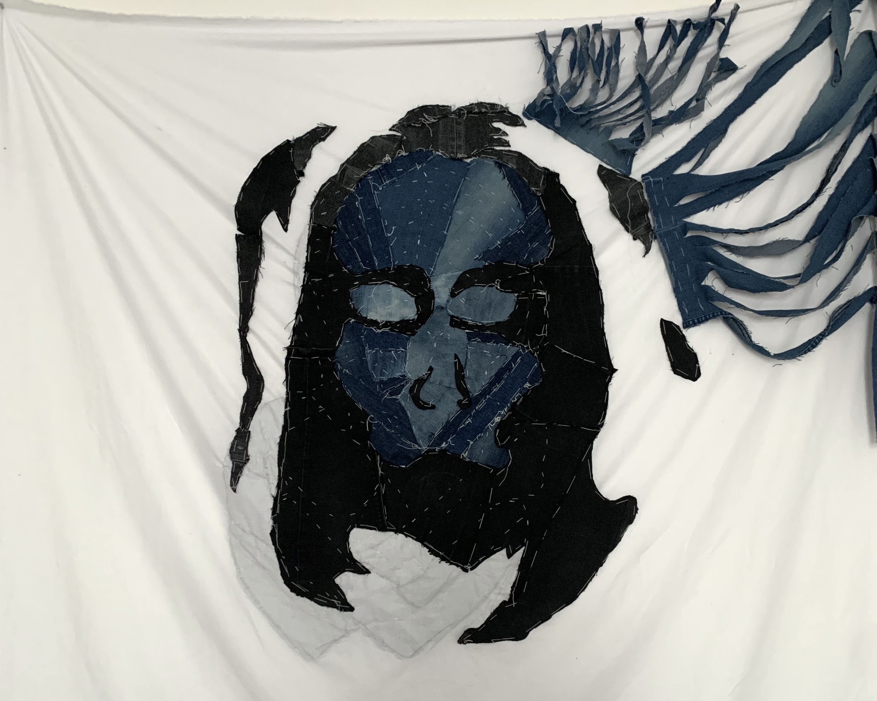 Slovak visual artist based in Prague. In my works I examine the potential of old materials and fabrics, mainly denim. I deconstruct and give new soul to what would otherwise be forgotten. I draw inspiration from inner spiritual experience, mundane forms and figures, and from personal reflections. I also publish my art essays here: https://independent.academia.edu/DorotaCicatkova