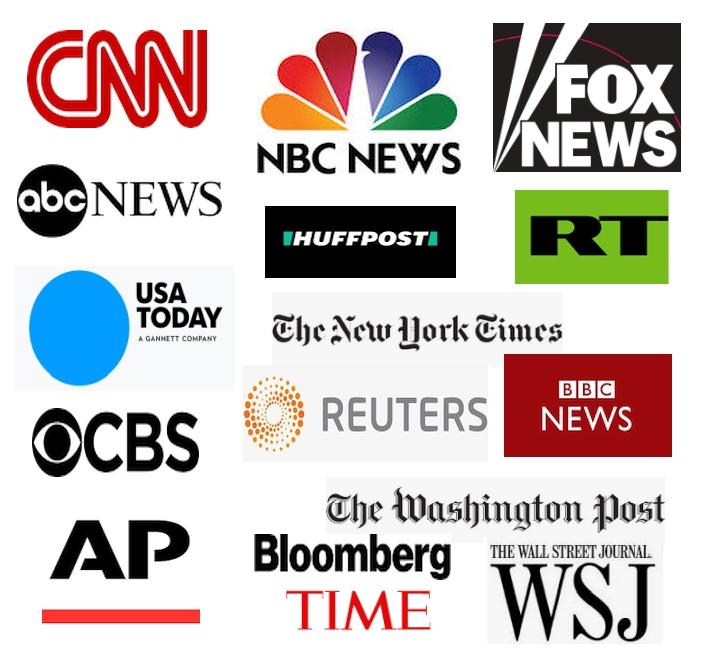 Internationally known from TV, radio, newspaper, media in 180 countries  USA, CANADA, GERMANY, UK, FRANCE, ITALY, SPAIN, BRASIL, ARGENTINA, MEXICO, SWEDEN, RUSSIA, POLAND, IRELAND, SWITZERLAND, AUSTRIA, DENMARK, BELGIUM, NETHERLANDS, PORTUGAL, SOUTH AFRIKA, AUSTRALIA...  USA: CNN, FOX, ABC, CNBC, MSNBC, NBC ..... The New York Times, Washington Post, USA Today, Los Angeles Times, New York Post, Chicago Tribune, Pliladelphia Inquirer, Boston Globe ........  Germany: ARD, ZDF, ARTE, SAT1, PHOENIX, RTL, RTL2, 3SAT, HR3, BR3, N24, NDR, SPIEGEL, BILD, FOCUS, STERN, Wirtschaftswoche, WELT, Frankfurter Runschau, BZ, BK,  ZEIT .....